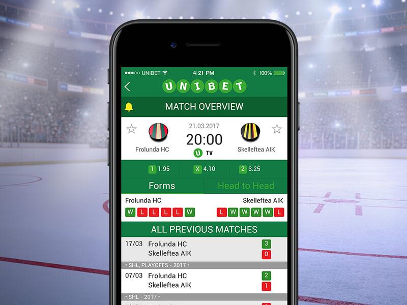tile hockey expert app finland